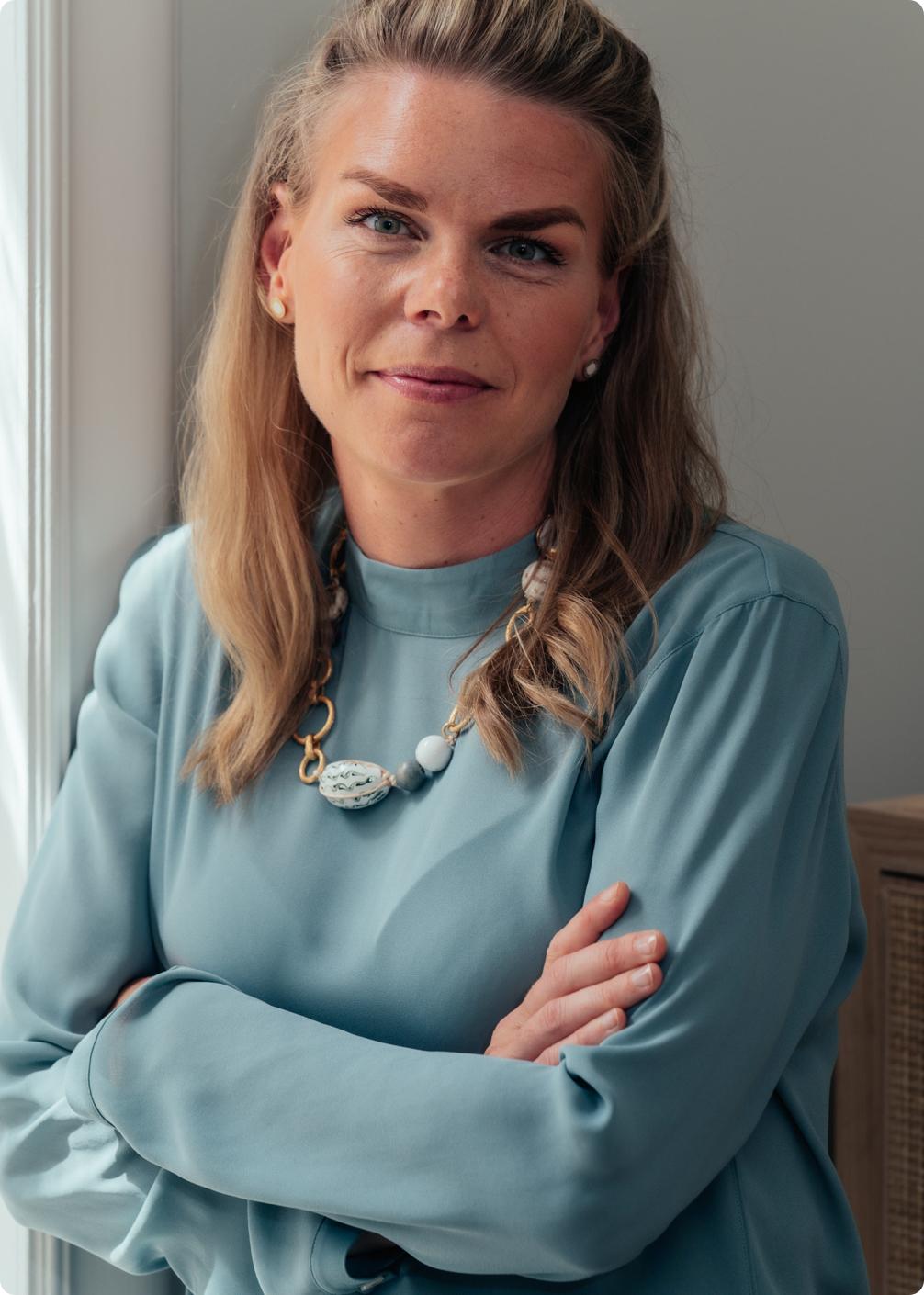 Sofie Russberg är barnpsykolog på Uppis Barnpsykologer